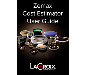 Zemax user guide